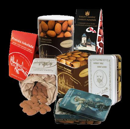 El mejor chocolate para comprar de praga